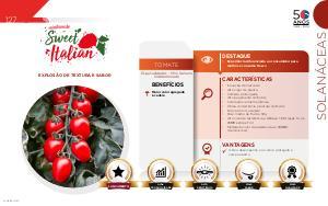 Sweet Italian - Solanáceas