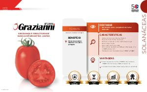 Grazianni - Solanáceas