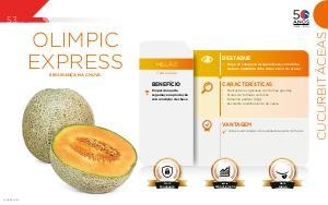 Olimpic Express - Cucurbitáceas