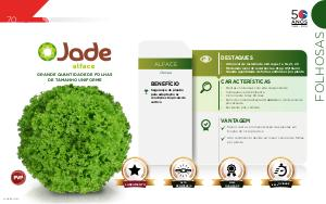 Jade - Folhosas