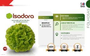 Isadora - Folhosas