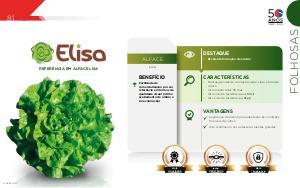 Elisa - Folhosas