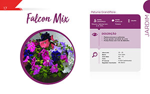 Merlin Mix - Jardim