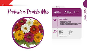 Profusion Double Mix - Corte
