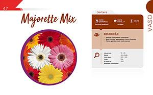 Bloomingdale  Mix 2 - Vaso